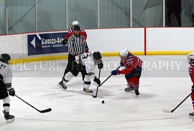 Langdon Jr.Gold Hockey Vs. Richland 12-18-15