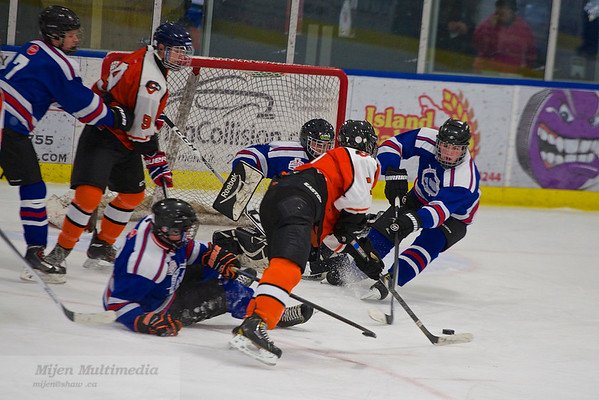 12-28-15 Cowichan Valley 1 vs Campbell River