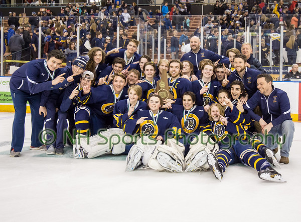 2016 - 2017 Hockey