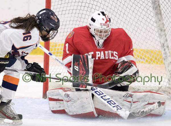 St. Paul's Girls v Milton Academy 01-21