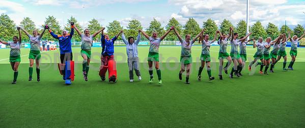 Belarus V France Ladies Final