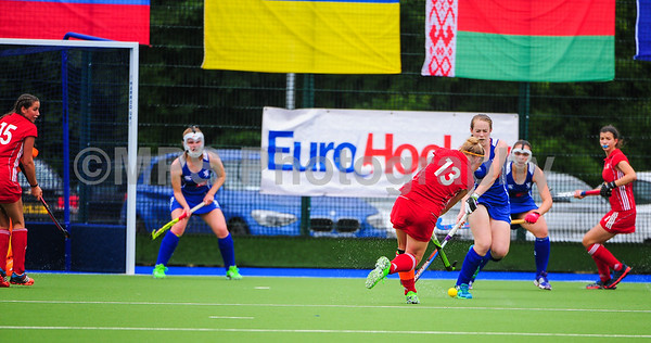 Scotland V Czech Republic Ladies