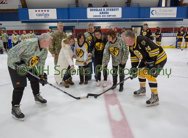 18 Cmar - Bruins Alumni Game