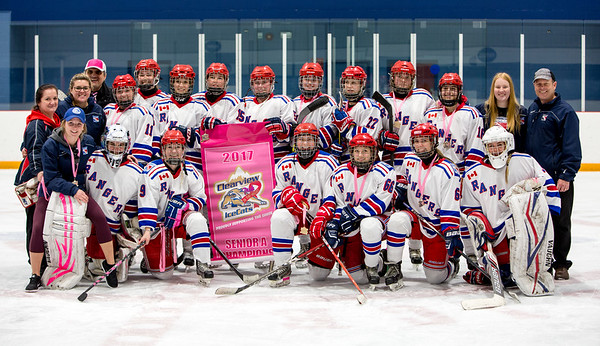 Clearview Pink the Rink Tourney