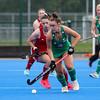 Ireland U19 v Wales U19, UUJ, Women Four Nations