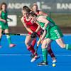 Ireland U23 3 Wales U23 3. Women, Development UUJ