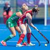 Ireland U23 3 Wales U23 0 Women's Development Series Match 3