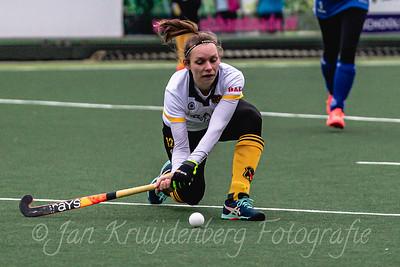 06-02-2021: Hockey: Victoria D1 v Kampong D1: Rotterdam