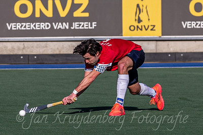 21-02-2021: Hockey: Kampong H1 v Hurley H1: Utrecht
