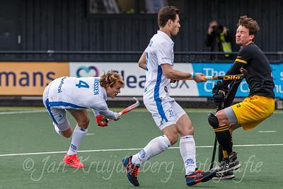 21-03-2021: Hockey: Den Bosch H1 v Kampong H1: Den Bosch