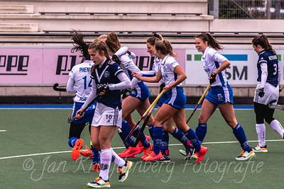 04-04-2021: Hockey: Kampong D1 v Pinoke D1: Utrecht
