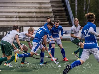 05-05-2021: Hockey: Rotterdam H1 v Kampong H1: Rotterdam