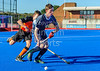 23 September 2018 at Peffermill, Edinburgh.  Scottish Hockey Youth Interdistricts, under 18 boys. Highland v East.