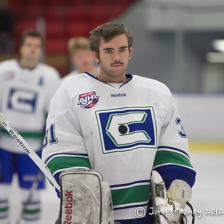 Calgary Canucks - AJHL 2012-13
