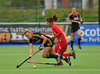 4 May 2014. Champions Challenge 1 Hockey Tournament At the National Hockey Centre, Glasgow Green.<br /> 5/6th Classification Match - Belgium v Korea