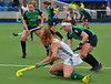 3 May 2014. Champions Challenge 1 Hockey Tournament At the National Hockey Centre, Glasgow Green.<br /> Semi-final - South Africa v Ireland