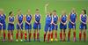28 April 2014. Four Nations Hockey Tournament At the National Hockey Centre, Glasgow Green.<br /> Scotland v India