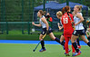 3 May 2014. A classification match in the Champions Challenge 1 Hockey Tournament at the National Hockey Centre, Glasgow Green.<br /> Korea v Scotland