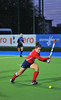 1 May 2014. Champions Challenge 1 Hockey Tournament At the National Hockey Centre, Glasgow Green.<br /> <br /> <br /> <br /> Quarter final - USA v India