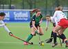 30 April 2014. Champions Challenge 1 Hockey Tournament At the National Hockey Centre, Glasgow Green.<br /> <br /> USA v Ireland
