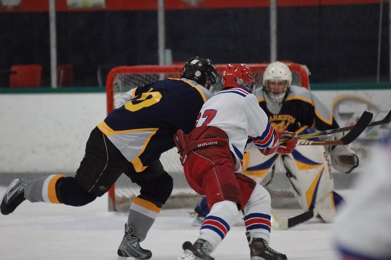 Clarkston JV Hockey 02-06-10 image 179