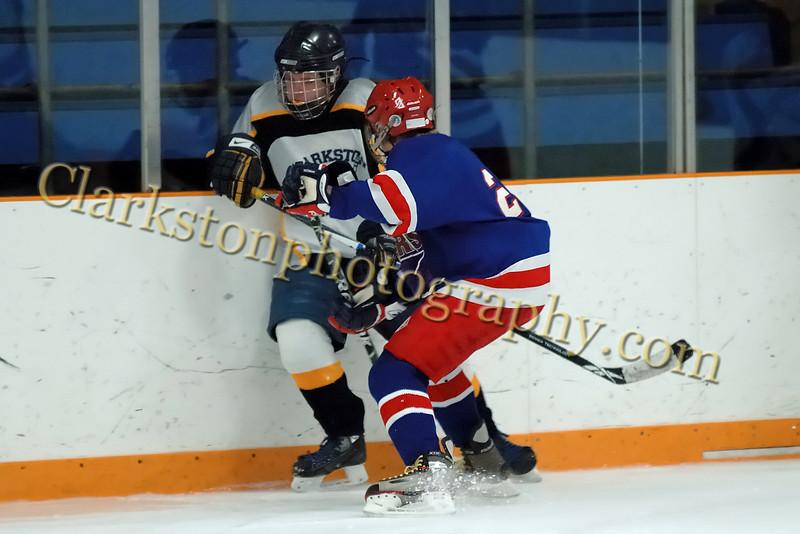 Clarkston JV Hockey 01-09-10 image008