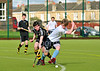Hillhead v Grange, a Scottish Cup Quarter Final match, played at Jordanhill on 18th March 2012.