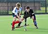 Stepps v Watsonians, a Scottish Division 2 hockey match, played at Millerston on 24th March 2012.