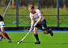 Western Wildcats v Inverleith, a Scottish Division 1 hockey match, played at Auchenhowie on 17th March 2012.
