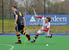 District & Reserve Finals Day at Peffermill. 4 May 2013.<br /> District Plate Final - Aberdeen GSFP II v AMN Hillhead II