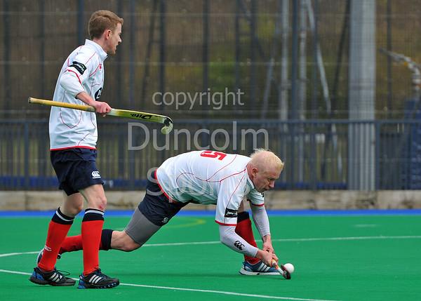 District & Reserve Finals Day at Peffermill. 4 May 2013.<br /> Reserve Cup - Final<br /> Dundee Wanderers III v Western Wildcats III