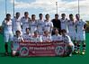 25 May 2013, Peffermill, Edinburgh. Scottish Hockey Plate Final (men)<br /> <br /> Aberdeen GSFP v AMN Hillhead