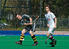 25 May 2013, Peffermill, Edinburgh. Scottish Hockey Plate Final (men)<br /> <br /> Aberdeen GSFP v AMN Hillhead