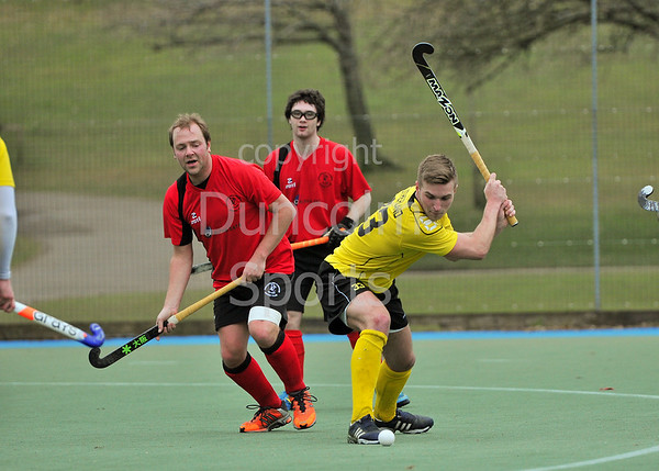 Kelburne v Carnegie. Scottish Cup tie played at Bellahouston on 3 March 2013