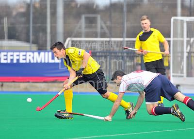 Club Hockey 2012/13 - Men