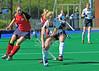 25 May 2013, Peffermill, Edinburgh. Scottish Hockey Plate Final (women)<br /> Watsonians Ladies v Erskine Stewarts Melville FP