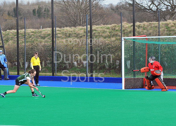 Edinburgh University v Grove Menzieshill. Scottish Cup semi-final at Peffermill on 20 April 2013