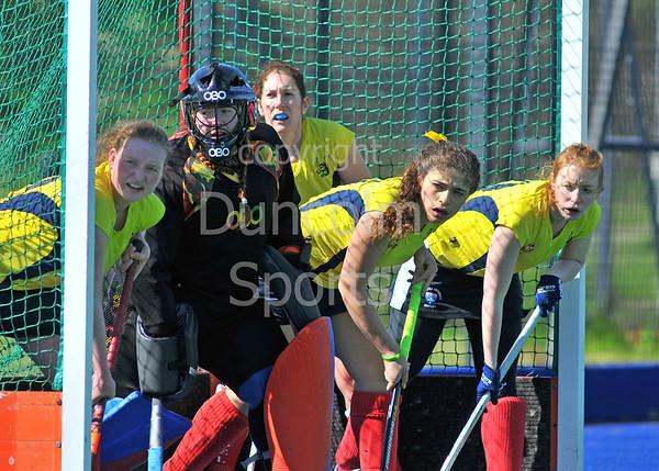 District & Reserve Finals Day at Peffermill. 4 May 2013.<br /> <br /> Women - District Plate - Final<br /> <br /> Hillhead II v Grange EL B