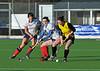 Western Wildcats v Kelburne. A National League Div 1 match played at Auchenhowie on 17 November 2012.