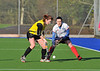 Western Wildcats v Kelburne. A National League Div 1 match played at Auchenhowie on 17 November 2012.