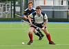 18 May 2014 at the National Hockey Centre, Glasgow Green.<br /> <br /> Men's District Cup Final - PSL Team Sport Clydesdale II v Grange II