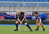 24 May 2014 at the National Hockey Centre, Glasgow Green.<br /> <br /> Scottish Cup - Men's Plate Final - Granite City Wanderers v Uddingston
