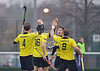 30 March 2014. Hockey play-offs at Glasgow Green.<br /> The Grand Final - Kelburne v Grange