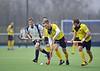 30 March 2014. Hockey play-offs at Glasgow Green.<br /> The Grand Final - Kelburne v Grange
