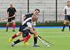 18 May 2014 at the National Hockey Centre, Glasgow Green.<br /> Men's Reserve Cup Final - Grange V v Hillhead III