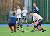 Hillhead v Clydesdale, Scottish Division 1 game at Glasgow Green on 15 March 2014.