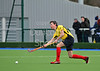 Hillhead v AAM Gordonians. A Scottish League Division 1 match played at Glasgow Hockey Centre on 22 February 2014