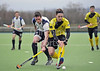 Kelburne v Grange. A Scottish League Division 1 match played at Glasgow Hockey Centre on 22 February 2014