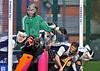 Division 1 play-offs at Glasgow Green on 22 March 2014.<br /> <br /> Kelburne v Grange