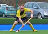 Division 1 play-offs at Glasgow Green on 22 March 2014.<br /> Kelburne v Grange